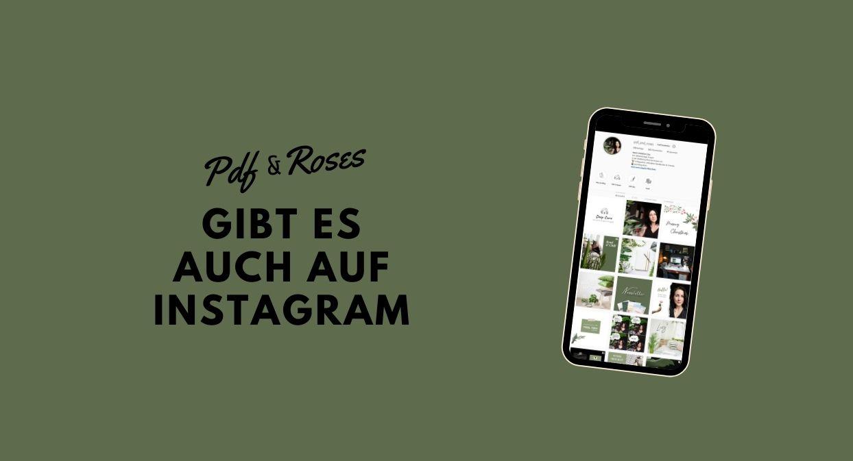 pdf and roses auf instagram pdf service